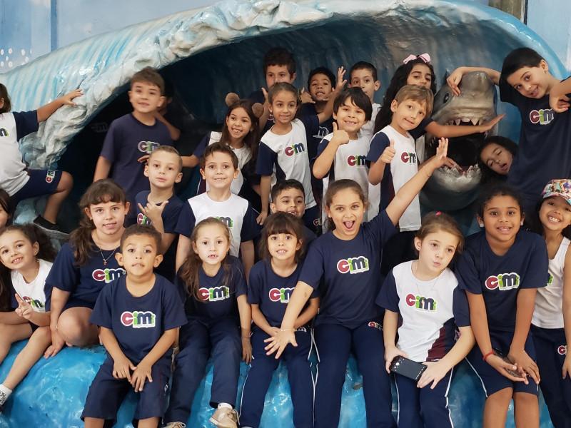 CIMI & KIDS: AQUÁRIO DE S.P.